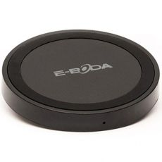 INCARCATOR E-BODA WIRELESS FAST CHARGE QC 503 BLACK