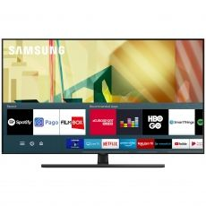 "LED TV SAMSUNG 55"" QE55Q70TATXXH SMART UHD 4K BLACK"