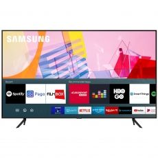 "LED TV SAMSUNG 58"" QE58Q60TAUXXH SMART UHD 4K BLACK"