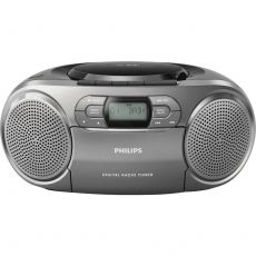 SISTEM AUDIO PHILIPS CD PLAYER SILVER AZB600/12
