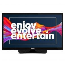 "LED TV HORIZON 24"" 24HL6100H/B HD READY BLACK"