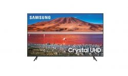 "LED TV SAMSUNG 75"" UE75TU7172UXXH SMART ULTRA HD 4K BLACK"