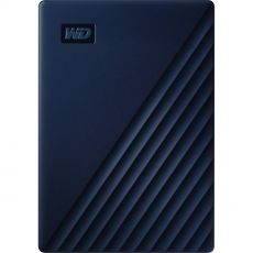 "HARD DISK EXTERN WESTERN DIGITAL MY PASSPORT 5TB 2.5"" 7200RPM WDBA2F0050BBL-WESN"