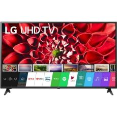 "LED TV LG 75"" 75UN71003LC SMART ULTRA HD 4K BLACK"