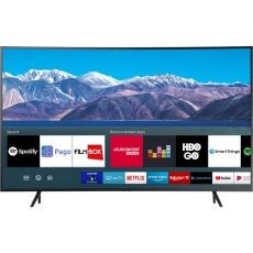 LED TV SAMSUNG UE65TU8372UXXH SMART, 65 INCH, ULTRA HD 4K, CURBAT, BLACK