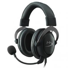 CASTI KINGSTON CU MICROFON HYPERX CLOUD II GAMING GUN METAL