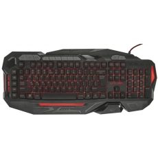 TASTATURA TRUST GXT285 ADVANCED GAMING BLACK