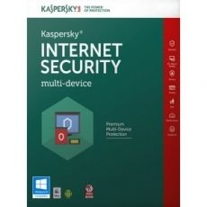 ANTIVIRUS KASPERSKY INTERNET SECURITY 2017 RENEW 1PC 1AN+3LUNI KL1941OBABR-7RO