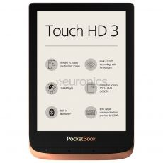 "E-BOOK READER POCKETBOOK POCKETBOOK TOUCH HD 3 SPICY COPPER 6"" PB632-K-WW"