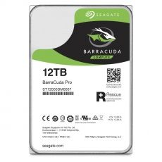HARD DISK SEAGATE 12TB BARRACUDA SATA3 7200RPM ST12000DM0007